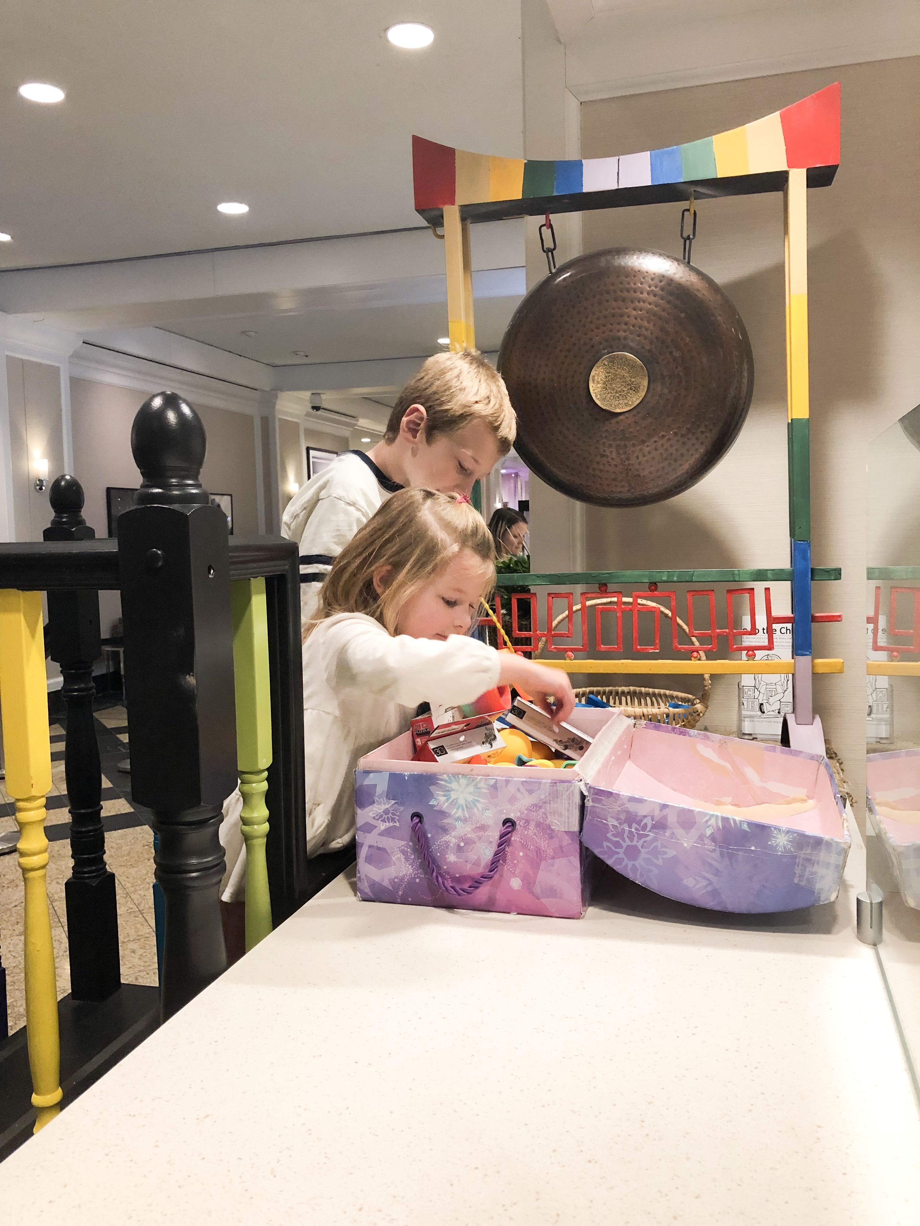 Kids Check In Chelsea Hotel Toronto- Review on Livin Life with Style