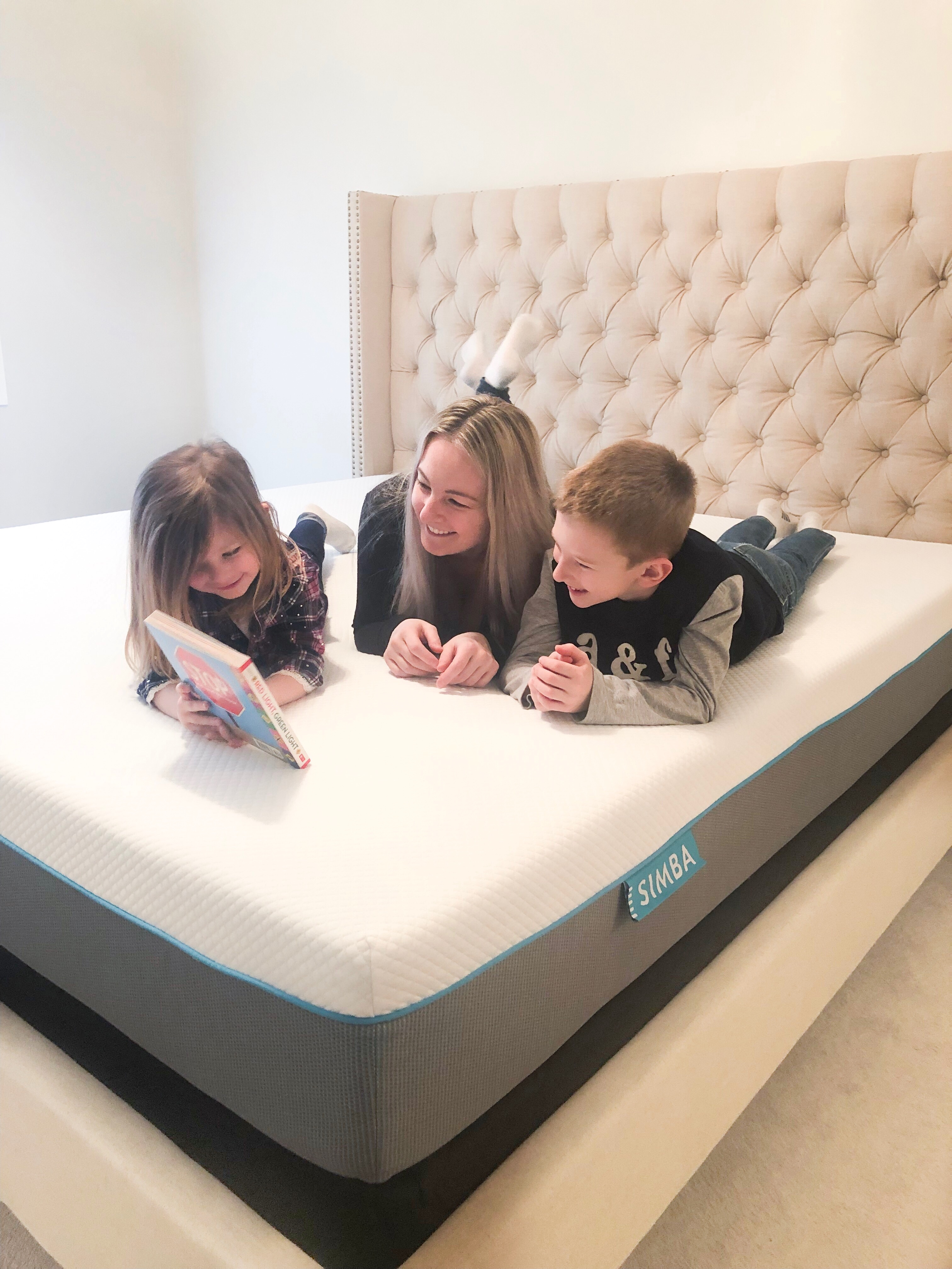 Simba Mattress Review on Livin' Life with Style