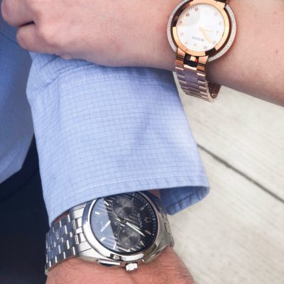 Giving the Gift of Time with Bulova!