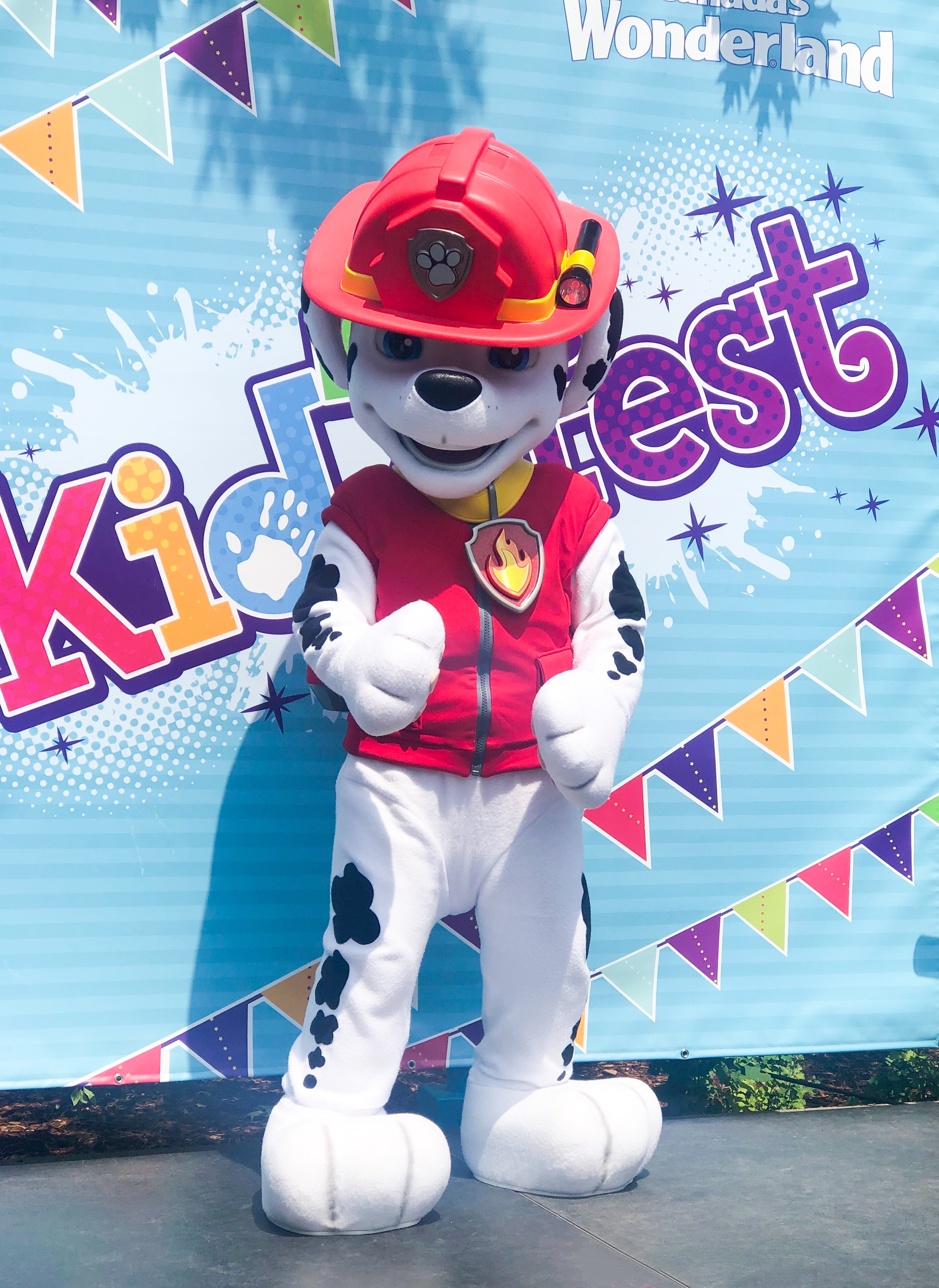 Kidzfest at Canada's Wonderland on Livin' Life with Style