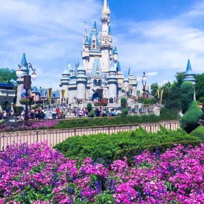 10 Tips for Planning a Disney World Vacation