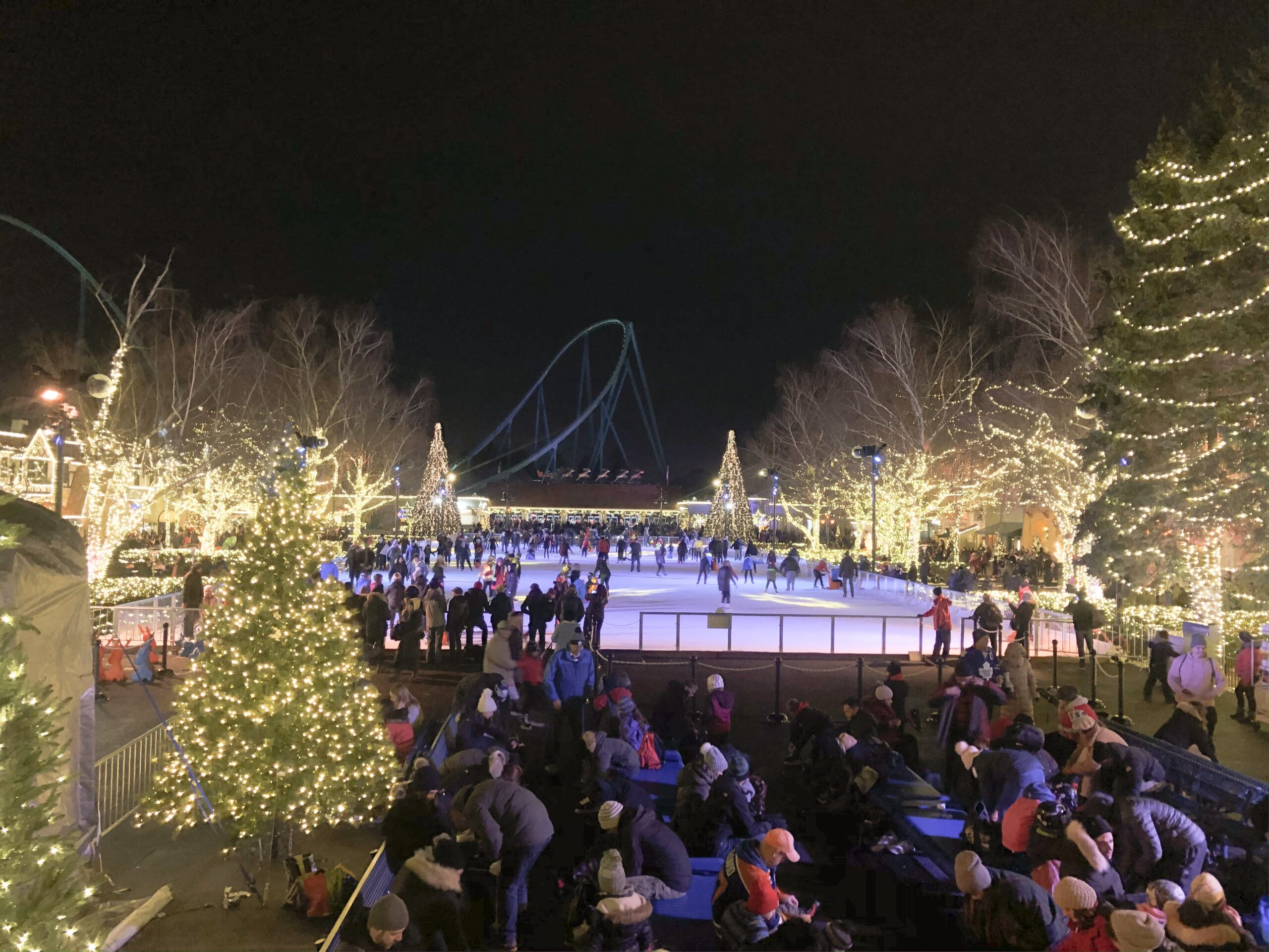 Winterfest at Wonderland 2019 on Livin' Life with Style