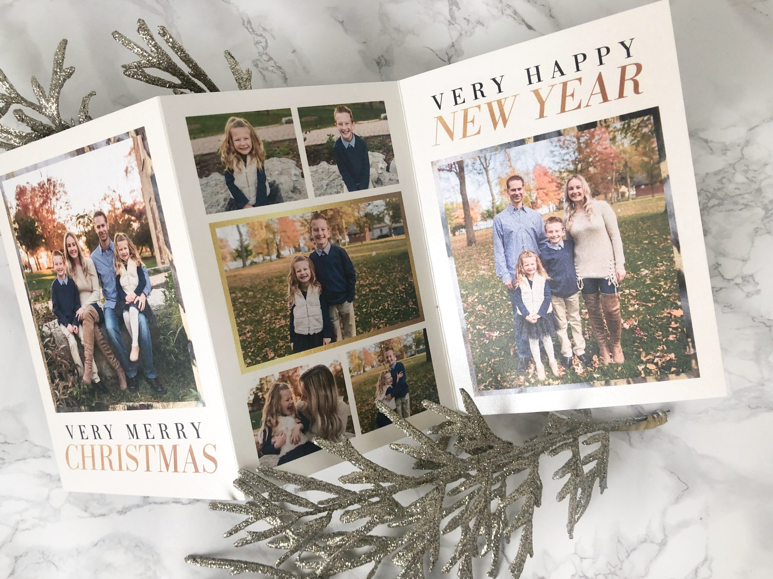 Holiday Cards from Tiny Prints on livin' Life with Style