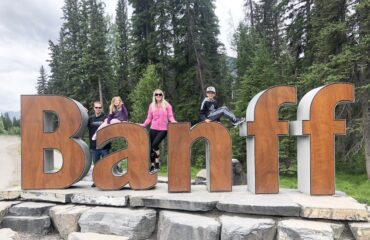 Banff Travel Guide on Livin' Life with Style
