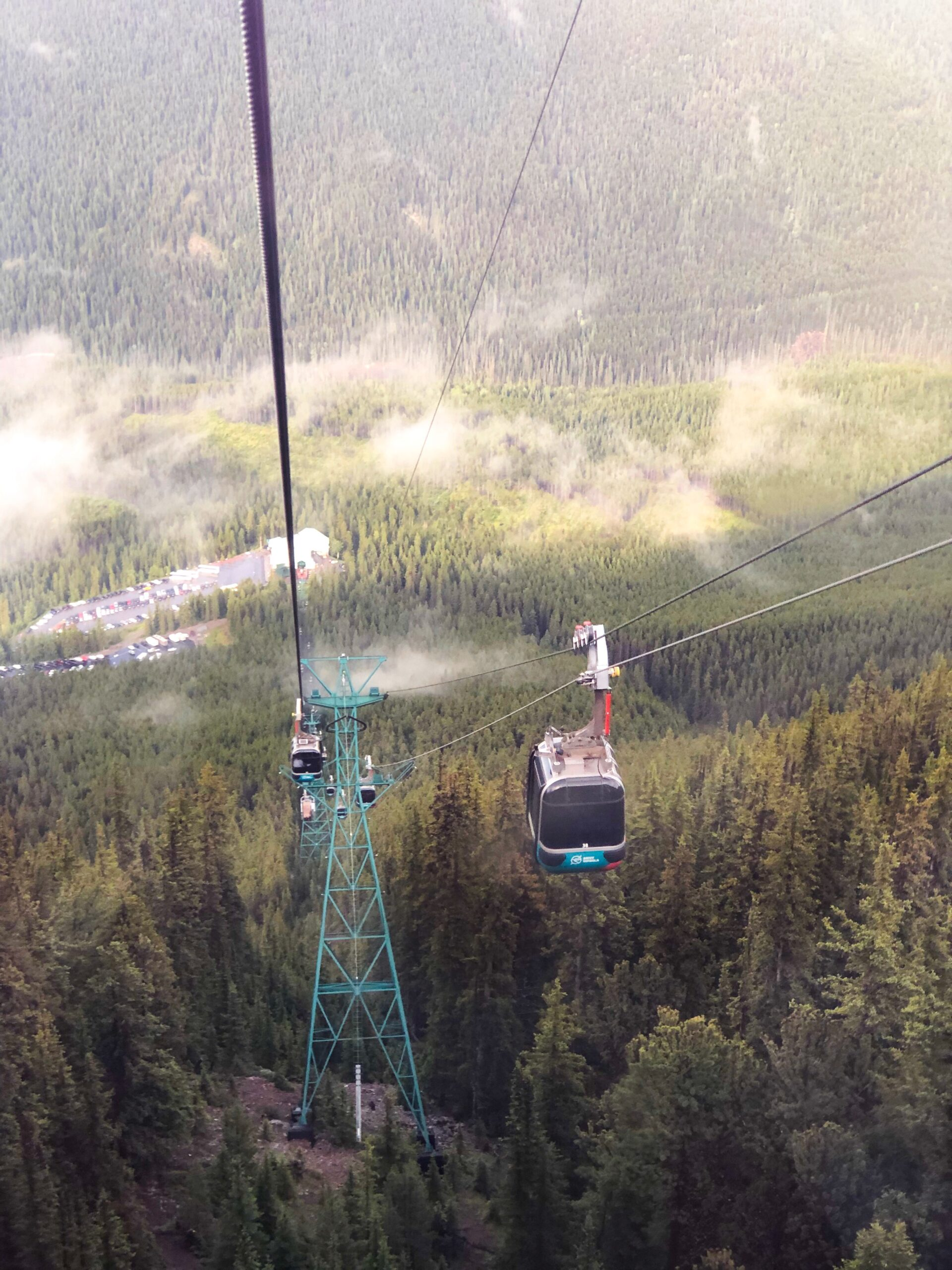 Banff Travel Guide- Banff Gondola on Livin' Life with Style