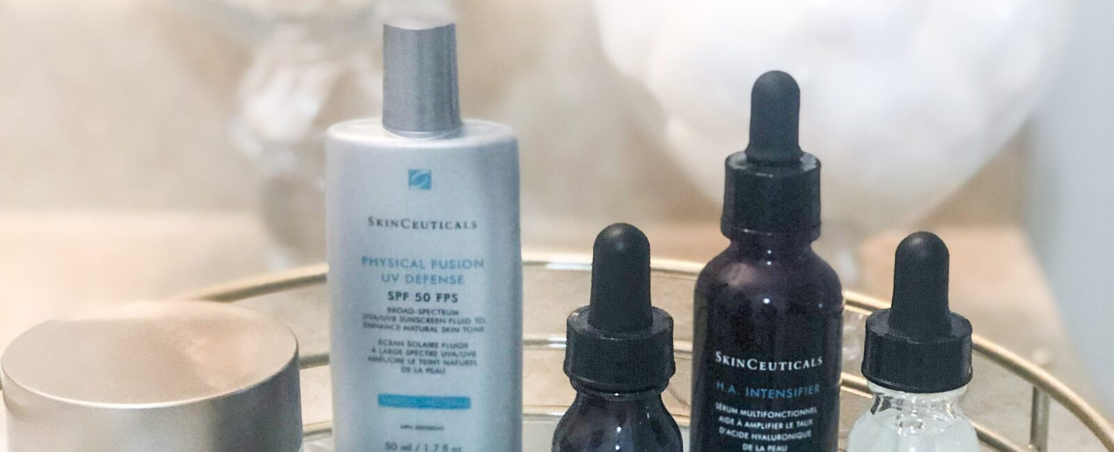 Products I am loving from SkinCeuticals