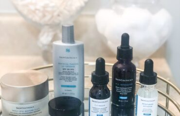 My Skin Care Routine with SkinCeuticals on Livin' Life with style