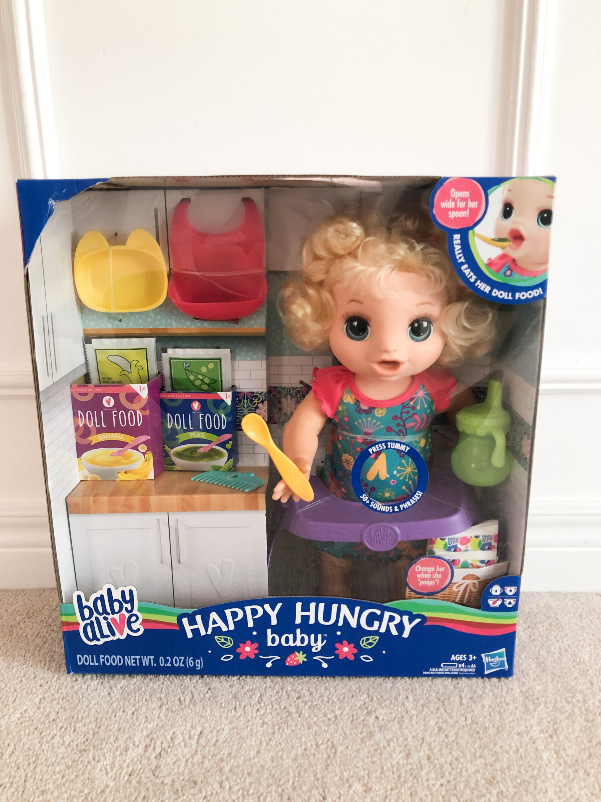 Hasbro Baby Alive Review on livin' Life with Style