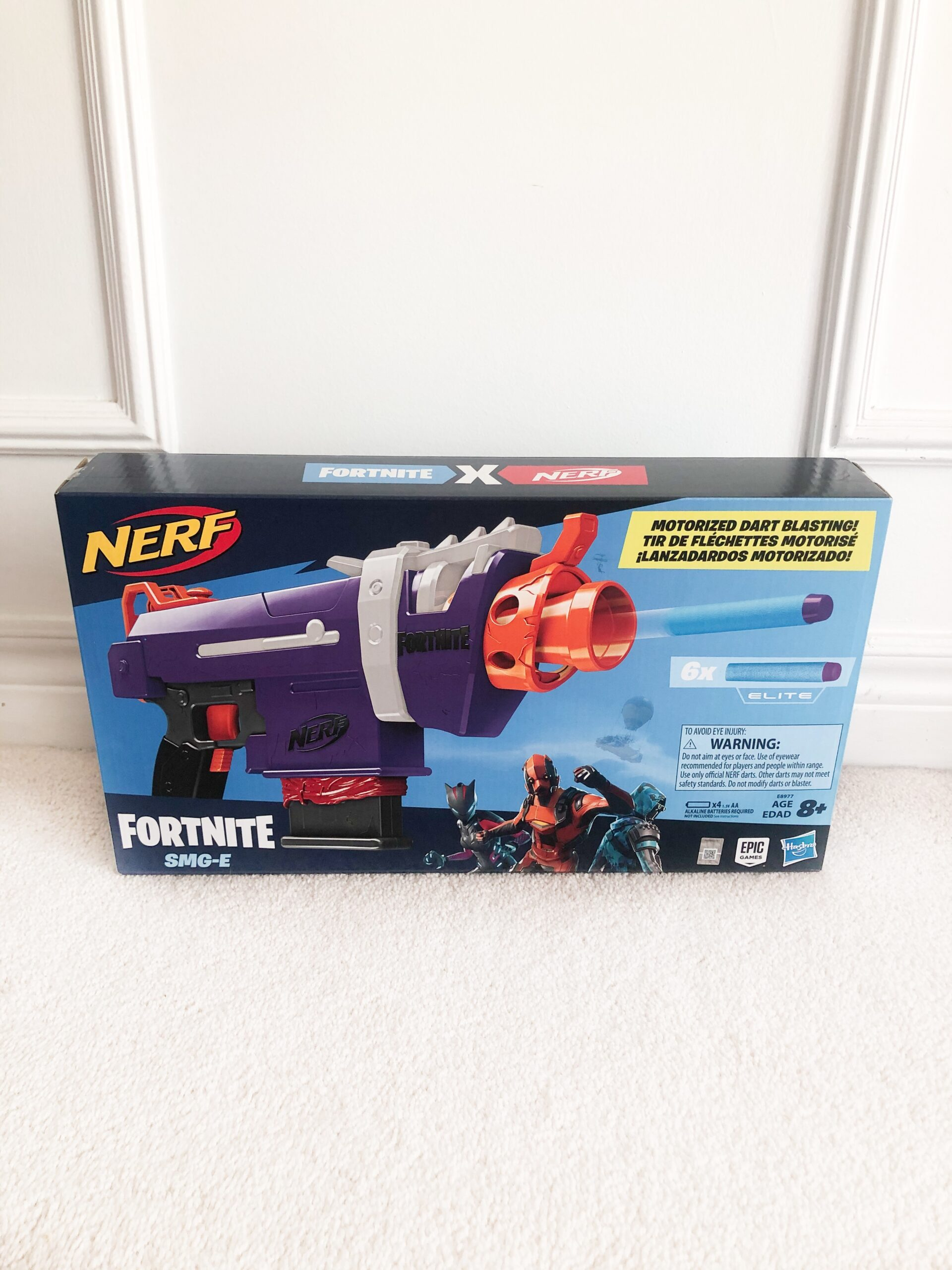 Hasbro NERF Blaster Review on Livin Life with Style
