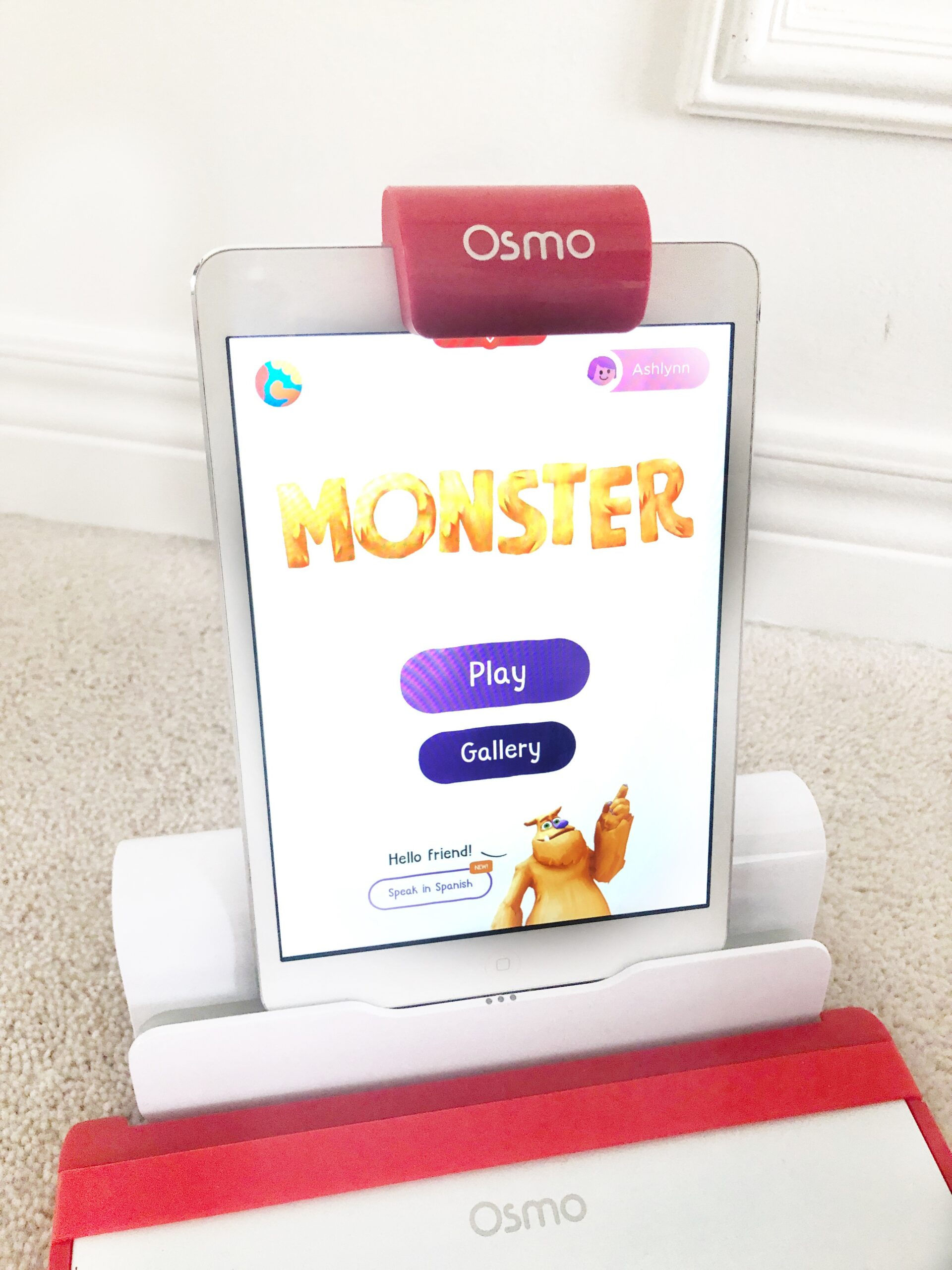 Osmo Creative Starter Kit (Monster) Review On Livin' Life with Style