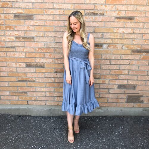 Dress from PinkBlush on Livin' Life with Style