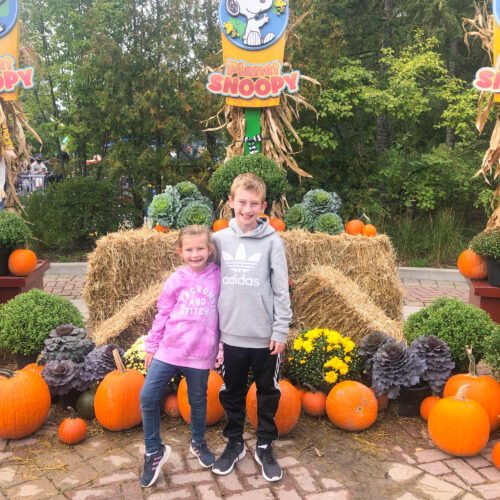 Camp Spooky at Canada's Wonderland on Livin' Life with Style